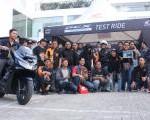 Wahana Gelar Press Gathering, Ajak Komunitas Jajal Honda PCX Hybrid.