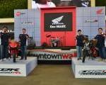 New Honda CBR250RR dan New Honda CB150R Streetfire Resmi Mengaspal di Jawa Barat