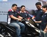 PT. DAM Rilis Harga Resmi All New Honda PCX Hybrid di Jawa Barat