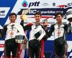 Merah Putih Kembali Berkibar di Ajang Thailand Talent Cup 2018