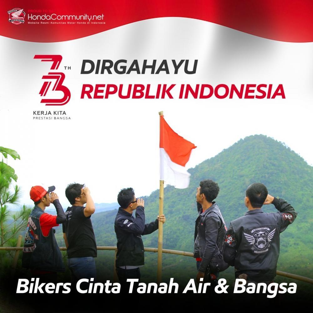 Banner Kemerdekaan 2018