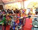 Serunya Honda Modif Contest Regional Surabaya 2018