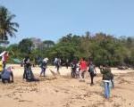 Jadi Anak Pantai Bersama Rekan – Rekan Komunitas Motor Honda Malang