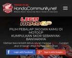 Ayo Pilih Pebalap Jagoan di Honda Community Liga MotoGP Seri Motegi.