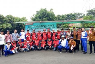 Safety Riding Competition