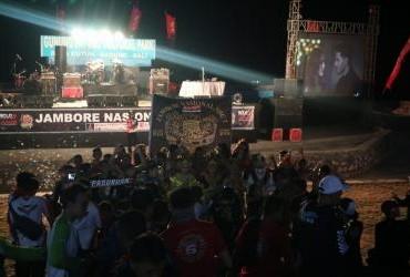 CRONS Goes To Jamnas AHC di Bali