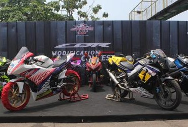 Indonesia CBR Race Day 2018 Seri 2 - Honda Modification Contest