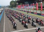 Indonesia CBR Race Day 2018 Seri 2 - Bikers Parade