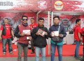 Honda Bikers Day 2018 Nasional - Registrasi