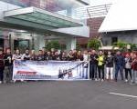 Serunya Touring Total Control Dengan All Community Honda CBR Manado