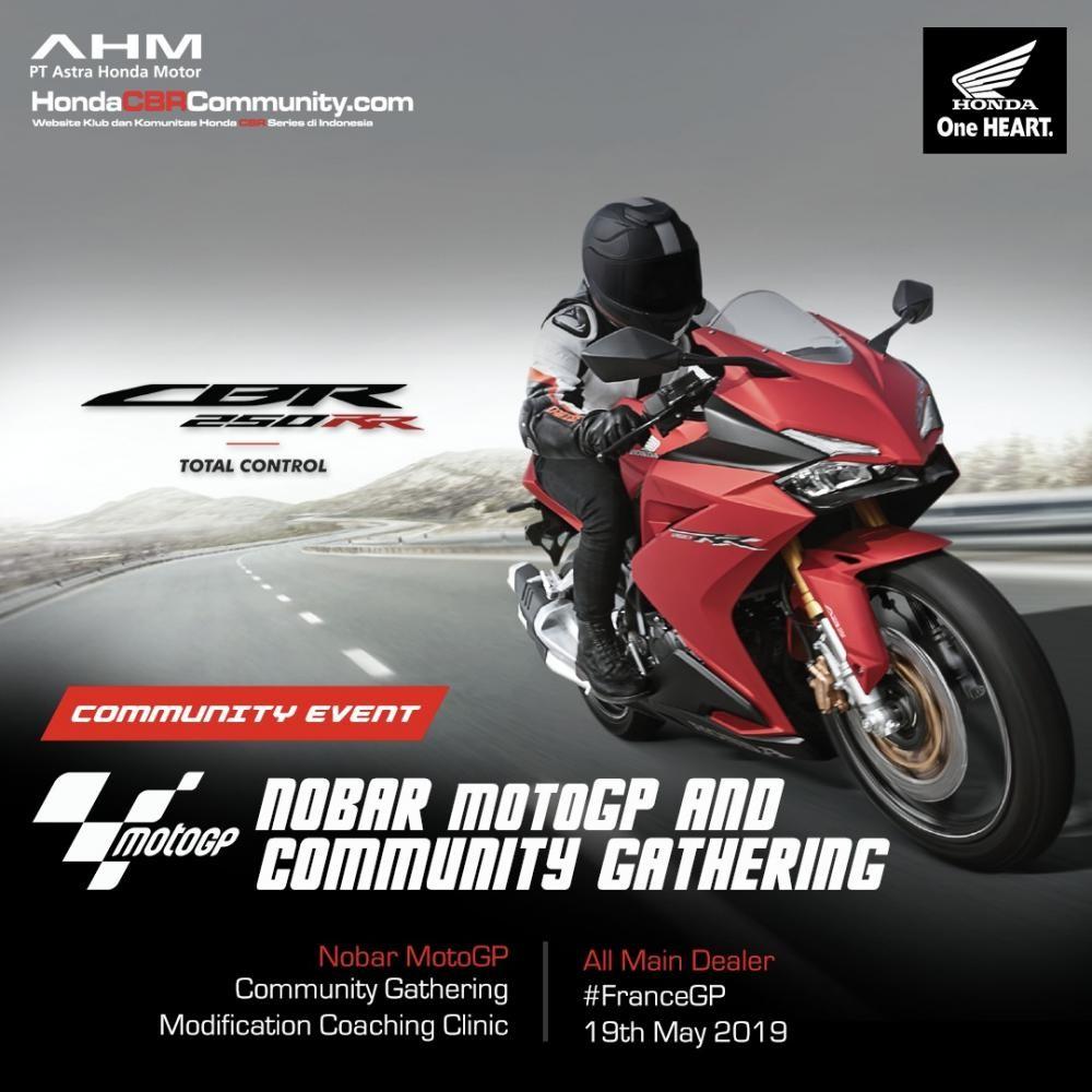 Nobar MotoGP