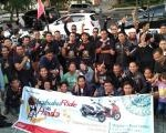 NgabubuRide – Ngabuburit Ala Komunitas Honda Lombok