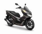 Skutik Besar Honda PCX Hadir dengan Pilihan Warna Baru