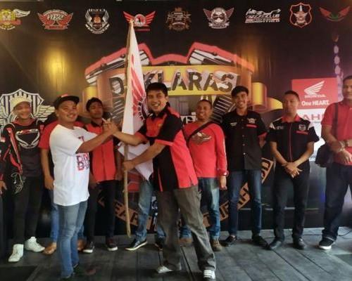 Ikatan Motor Honda Gorontalo Resmi Deklarasi
