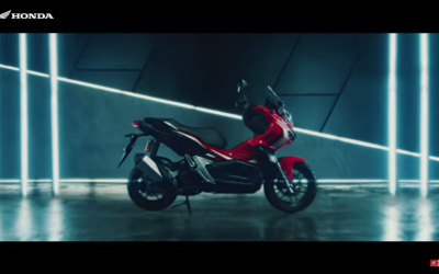 Video Product Honda ADV150