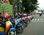Kebersamaan Scoopy Duck city Amuntai