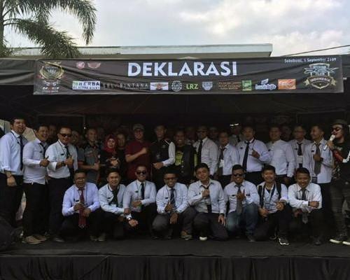 Deklarasi HPCI Chapter Sukabumi, Diresmikan Langsung Wali Kota Sukabumi