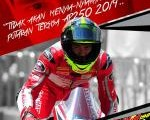 DUA PEMBALAP ASTRA HONDA RACING TEAM OPTIMIS RAIH PODIUM