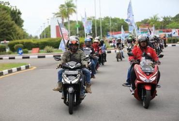 Honda Bikers Day (HBD) 2019 Regional Kalimantan - Bikers