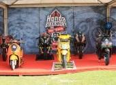 Honda Bikers Day (HBD) 2019 Regional Kalimantan - Motor Modifikasi