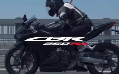 Honda CBR Series Beyond Powerful