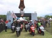 Honda Bikers Day (HBD) 2019 Regional Sulawesi - Genio Amazing Race