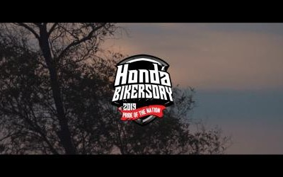 Honda Bikers Day 2019 - Satu Hati Untuk Indonesia