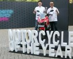 HONDA ADV 150 RAIH MOTORCYCLE OF THE YEAR VERSI GRIDOTO