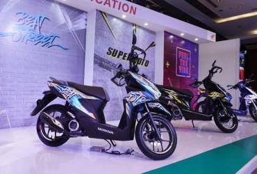 All New Honda BeAT Series - Part 5