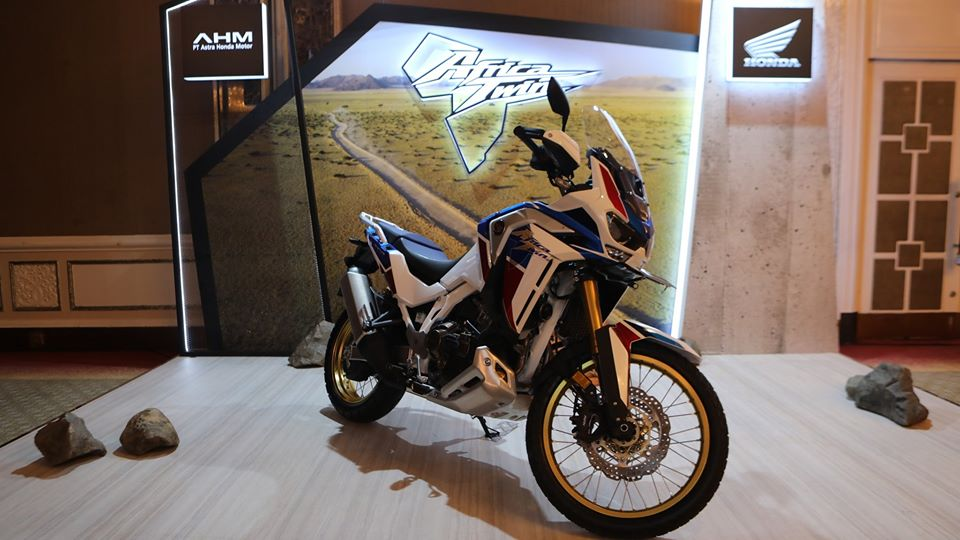 AHM Resmi Rilis Honda CRF1100L Africa Twin Adventure Sports