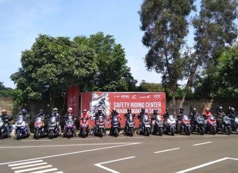 Komunitas HAI Jakarta Asah Skill di Wahana Jatake
