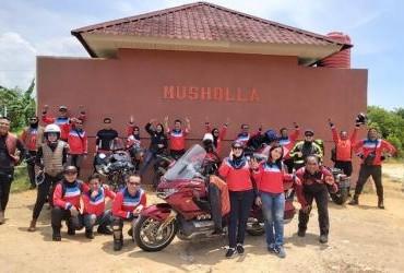 Komunitas HOKIE (Honda Big Bike Rider)