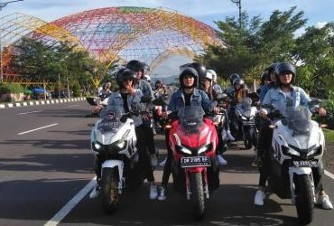 Komunitas ADV Ladies di Lombok