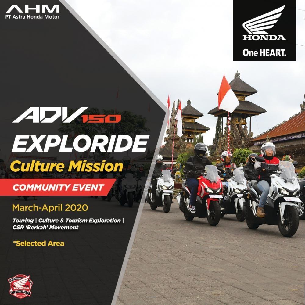 ADV150 Exploride