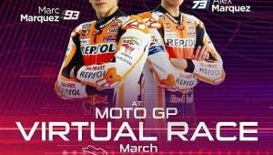 Yuk Dukung Pembalap Honda Repsol Team di MotoGP Virtual Race Malam Ini