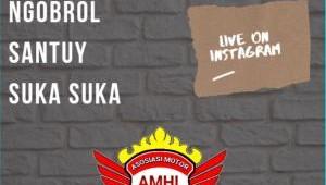 Menyikapi Kondisi Saat Ini, AMHL Lakukan Ngobrol Via Online
