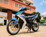 Intip Tampilan Ciamik Honda Supra GTR150 Pakai Shock BMW Ala Vietnam