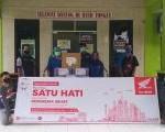 PHP Sumbang  350 Minuman Probiotik Ke RS Tongas & Serahkan Donasi  Satu Hati Bersama Indonesia Sehat