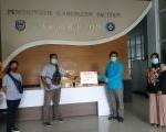 PMHP & Perwakilan Klub Serahkan HCSR Satu Hati Bersama Indonesia Sehat Ke RSUD dr Darsono Pacitan