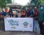 My Ramadhan My Charity  Tiger Motor Club Surabaya Baksos Bagi Sembako