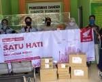 Puskesmas Dander Bojonegoro Sambut Baik Bohay Serahkan HCSR Satu Hati Bersama Indonesia Sehat
