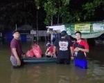 """Vario Community Incredible Samarinda """"Bakti Sosial Membantu Korban Banjir"""