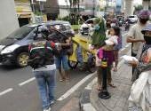 Kegiatan Amaliah Ramadhan CBR Riders Club Jakarta 2020