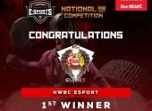Pemenang Esports National PUBG Competition 2020