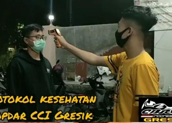 SOP Kopdar New Normal CCI Gresik