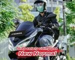 Safety Riding di saat New Normal