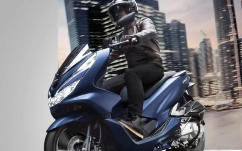 Honda Big Scooter #MyPCXMovement
