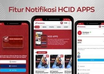 Fitur Notifikasi HCID Apps