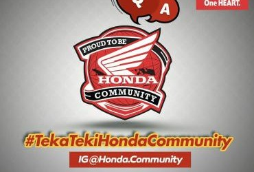 Teka Teki Honda Community - Part 2