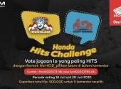 Honda Hits Challenge RBI dan ASI